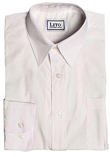 Boy's White Dress Shirt - Size 7