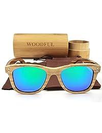 Wooden Bamboo Glasses Sunglasses Polarized