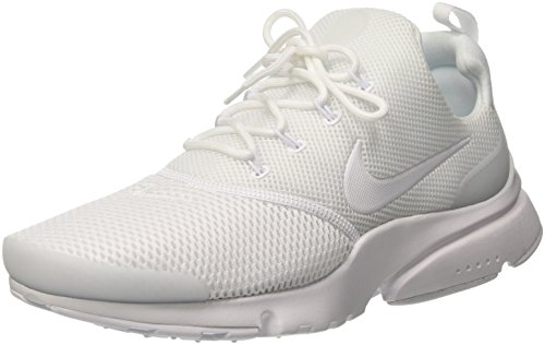 NIKE New Mens Presto Fly Running Sneaker (11, White/White)
