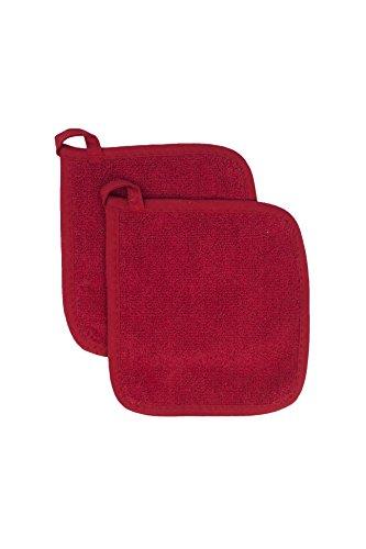 Ritz Royale Collection 100% Cotton Terry Cloth Pot Holder...