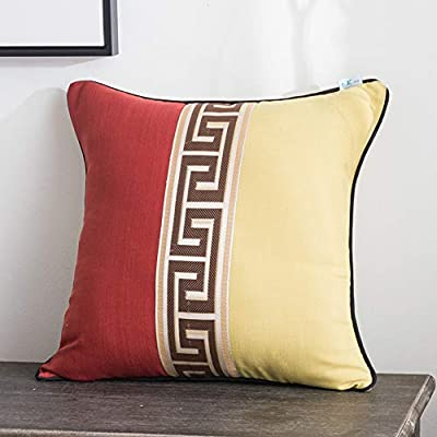Amazon.com: JYXJJKK - Funda de almohada para sofá, cojín ...