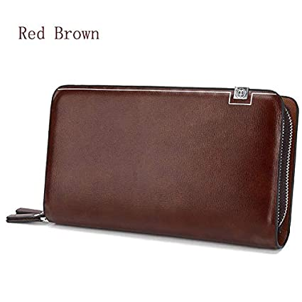 Amazon.com: Lannmart Men Wallets Leather Male Purse Mens ...