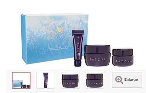 Luckily Tatcha is putting on a sale this week with a whopping 20% discount that you can apply to your entire online purchase. Stuff's still pretty pricey after the price chop, but it's probably as.