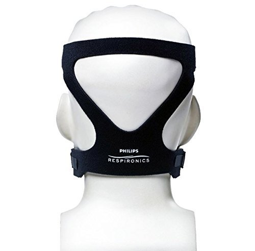 (Headgear Replaces: Respironics. Comfort Gel Full Style, each *MASK NOT INCLUDED** HEADGEAR ONLY by Philips Respironics)