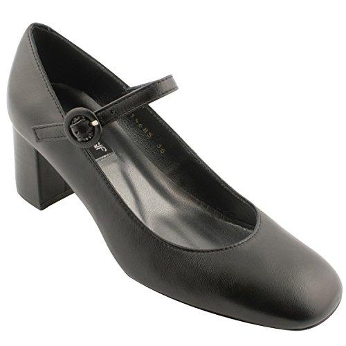 Exclusif Exclusif à Paris Noir Talons Milla Chaussures Paris q5wCqd