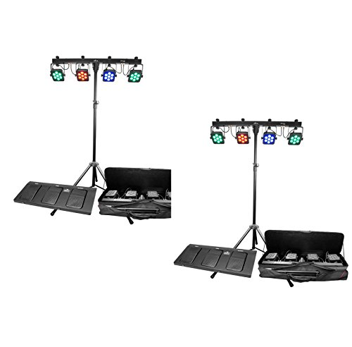 Chauvet 4Bar Led Wash Light System - 6