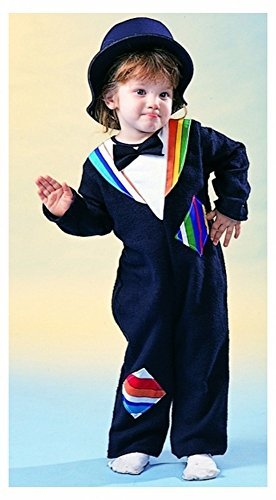 Mr. Hobo - Pajama - Toddler Costume