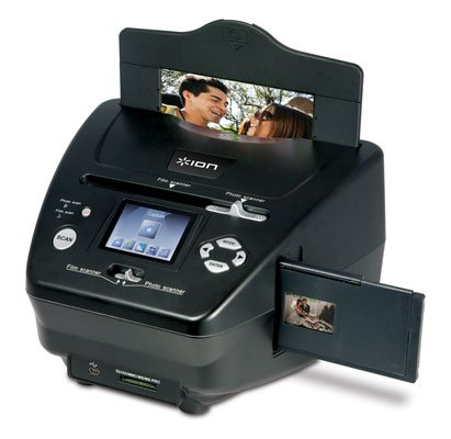 ION PICS 2 SD Photo Slide and Film Scanner