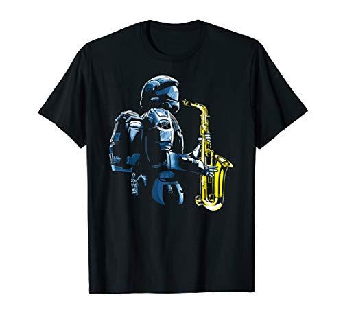 - Halo ODST Jazz T-Shirt