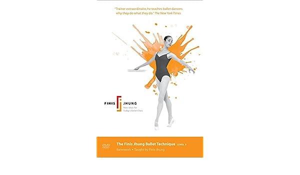 Finis Jhung Ballet Technique: Barrework Level 3: Amazon.es: Cine y ...