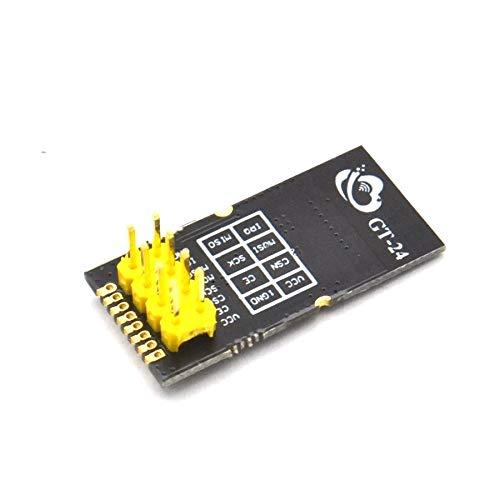 1pcs GT-24 Digital Wireless Module 2.4G NRF24L01 PA LNA Industrial Grade 1100M Long Distance