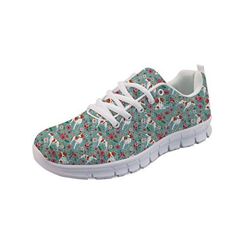 Zapatillas Mujer 1 Color Showudesigns Para 0O7qwP06A