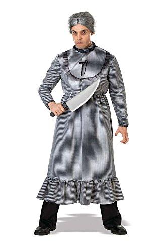 [Psycho Bates Grandma Std Cost Halloween Costume] (Sexy Halloween Cost)