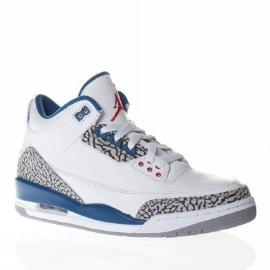 Jordan Nike Air 3 Retro True Blue 2011