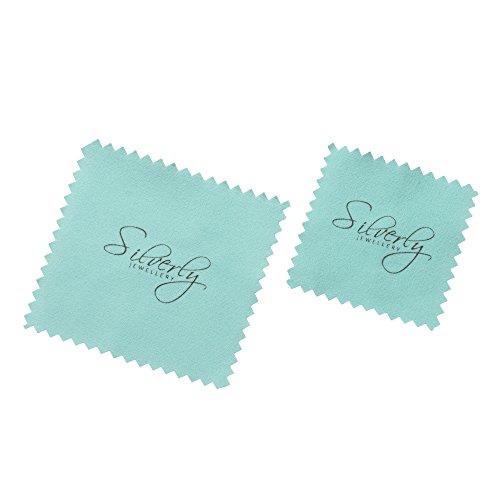 46 Cm G 925 Donna Lettera Ciondolo Rotondo Argento Iniziale Alfabeto Pendente Silverly Sterling av1PPA
