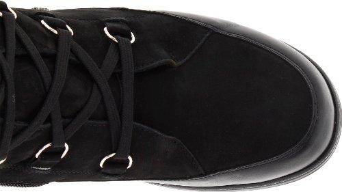 Cuero Negro Gmbh Para Finncomfort Mujer De Botas O817wtq