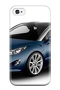 Durable Protector Case Cover With Toyota Auris 33 Hot Design For Iphone 4/4s
