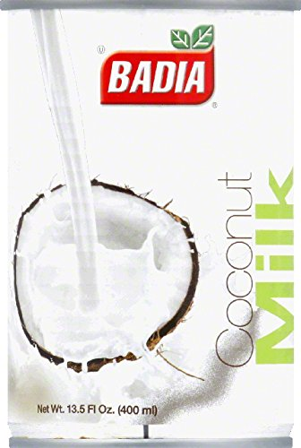 Badia Spices inc Coconut Milk, 13.50-Ounce (Pack of 24) by Badia