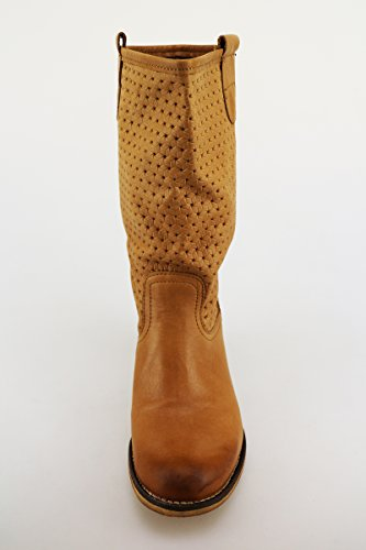 CRUZ Stiefel Damen Polieren Leder AG324