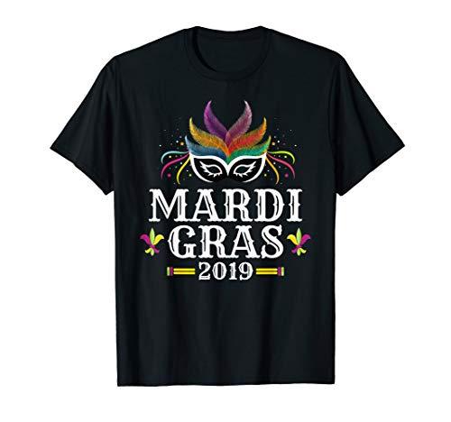 Mardi Gras 2019 T Shirt New Orleans Carnival -