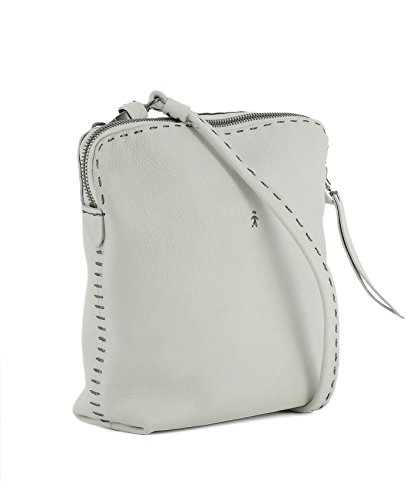 Henry Beguelin Borsa A Spalla Donna PP0706748GESSO Pelle Bianco