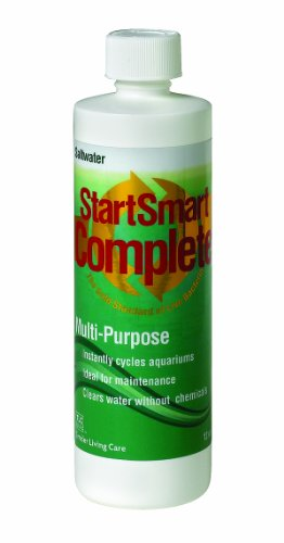 StartSmart Complete Saltwater, 12-Ounce