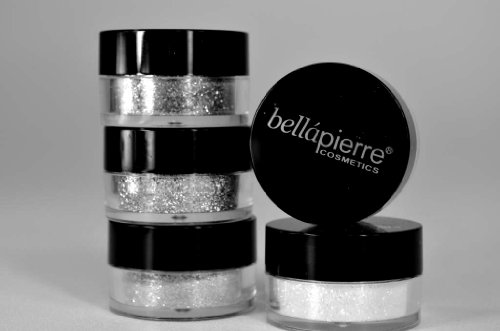 Bella Pierre 5x Single Shimmers - Choose Your Colors + LED Key Chain Gift