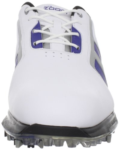 NIKE Zoom.Trophy White/Black/Game Blue/Metallic Silver cheap sale best store to get RQ2uv2U