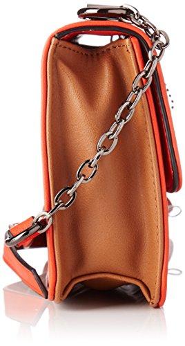 Bulaggi Redon Crossbody - Bolsos bandolera Mujer Naranja (Burnt Orange)