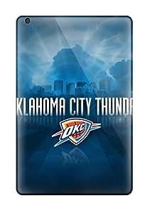 Premium Durable Oklahoma City Thunder Basketball Nba Fashion Tpu Ipad Mini/mini 2 Protective Case Cover