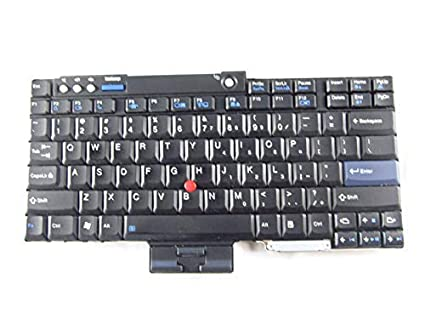 New Keyboard For Lenovo T60 T61 T400 T500 42t3109 Us Layout Replacement Keyboards
