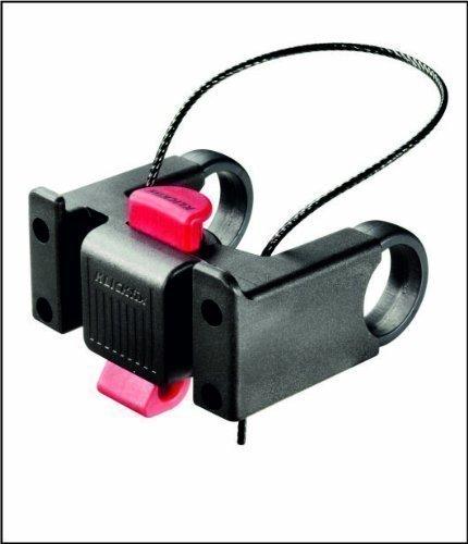 Klickfix Lenkradadapter für Körbe Taschen Kartenhalter Standard 22-26 mm 01179920 ddnPYzUN