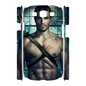 ANCASE Green Arrow Customized Hard 3D Case For Samsung Galaxy S3 I9300