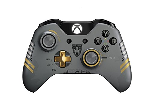 Call of Duty Advanced Warfare LIMITED EDITION Modded Controller, GM Master Mod, Auto aim, Dropshot, Special Edition, COD Infinite Warfare, MW Remastered (Call Of Duty Advanced Warfare Special Edition)