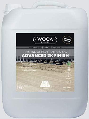Amazon Com Woca Denmark Advanced 2k Water Based Wood Floor Finish
