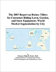 market segmentation for lawn mowers essay Introduction in this document, we will analyse the current market of lawnmowers  in portugal by recognising this market and its products with distinct.
