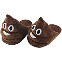 Designer Emoji Bedroom Slipper Free Size Indoor Slipper Funny Soft Plush For Adults Kids Teens Bedroom Smiley Socks Womens Girls Non-Skid Footpads