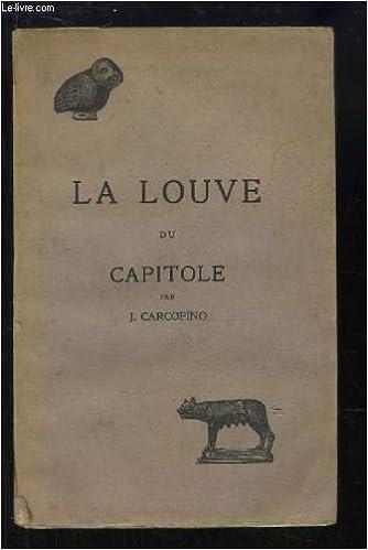 En ligne téléchargement gratuit La Louve du Capitole pdf