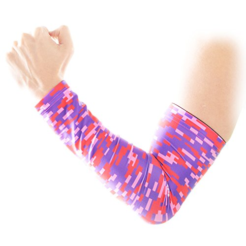 COOLOMG Compression Sleeves Digital Youth