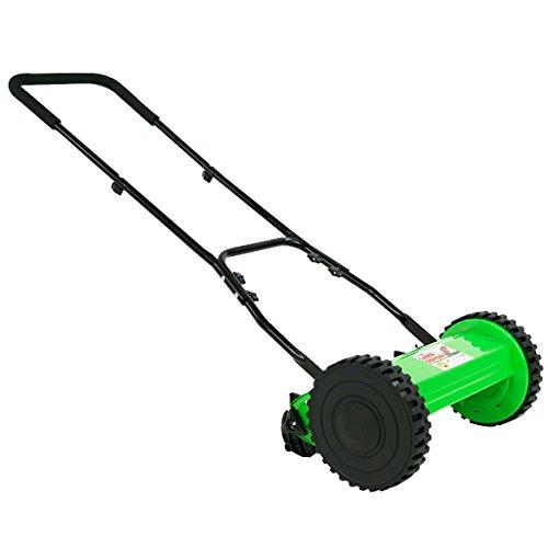 DuroStar DS1200LD 5-Blade Height Adjusting Push Reel Mower (Reel American Mower Mower Lawn)