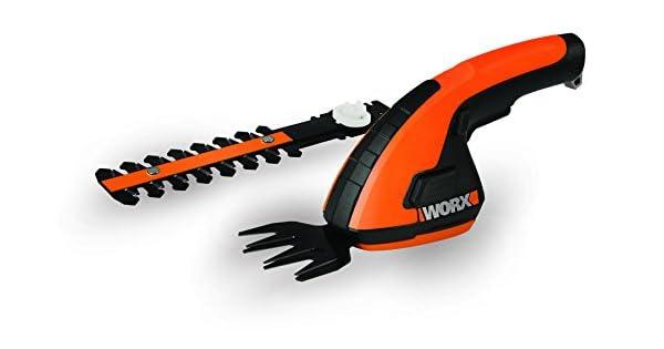 Amazon.com: Worx wg800.1 3.6-volt iones de litio tijera de ...