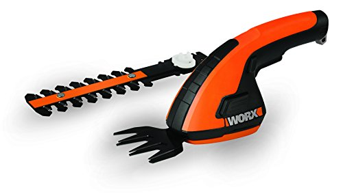 WORX WG800.1 3.6-Volt Lithium-Ion Cordless Grass Shear/Hedge Trimmer by Worx