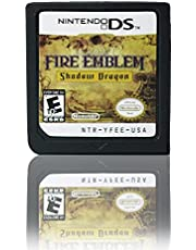 Nintendo 3ds Games Nintendo ds Ren Tian DS Contra 4 Flame Zip Chapter Shadow Dragon DS Games Card DSI 2DS 3D S Game Card Game Cartridge for Nintendo ds (Size : Fire Emblem Shadow Dragon)