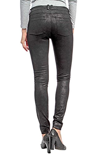Drykorn Damen Hose TIGHTS, Farbe: Schwarz, Größe: 29/34: Amazon.de:  Bekleidung