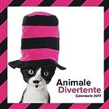 Animale Divertente Calendario 2017 (Italian Edition)