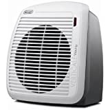 Delonghi HVY1030 Vertical Upright Fan Heater, 220-Volts (Not for USA)