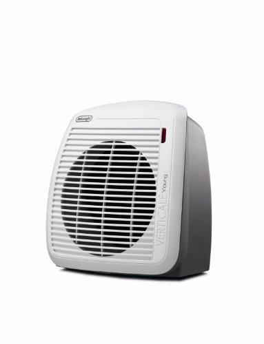 De'Longhi HVY1030 Vertical Upright Fan Heater - 2 Kilowatt