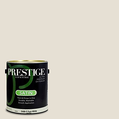 Prestige Paints Exterior Paint and Primer In One, 1-Gallo...