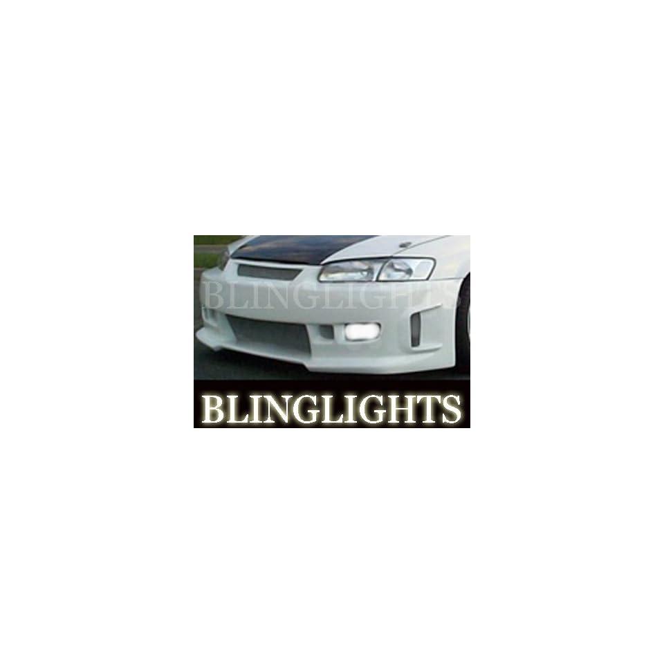 1997 2001 TOYOTA CAMRY JUNBUG BODY KIT SLIM LINE XENON FOG LIGHTS driving lamps 1998 1999 2000