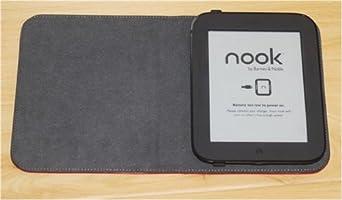 Funda para ebook Nook simple touch. Color blanco.: Amazon.es ...